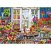 Floras Flower Shoppe - 1000pc Puzzle
