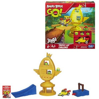 Angry Birds Go! Trophy Cup Challenge Game