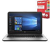 "HP 250 G5 - X0Q13EA#ABU - 15.6"" Laptop Intel Core i7-6500U With BullGuard Internet Security"