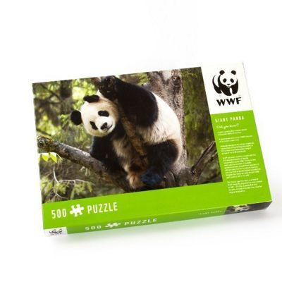 Panda - 500pc Puzzle
