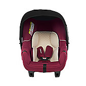 Mothercare Group 0+ Ziba Car Seat - Red