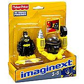 Fisher Price Imaginext DC Super Friends Batman & Sub