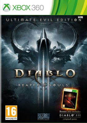 Diablo 3 Ultimate Evil Edition (XB360)