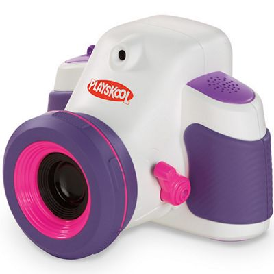 Playskool Showcam 2in1 Camera and Projector - Pink