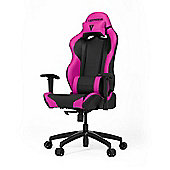 Vertagear Racing Series S-Line SL2000 Rev. 2 Gaming Chair - Black / Pink Edition