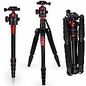 Caseflex Red Camera Tripod Pro
