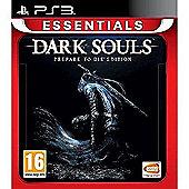 Dark Souls Prepare To Die Edition Game PS3 (Essentials)