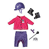 Baby Born Deluxe Pony Farm Riding Outfit