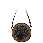 Alchemy Aetheric Inclinometer Brown Shoulder Bag