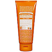 Dr Bronner's Organic Shikakai Tea Tree Shaving Gel 208ml