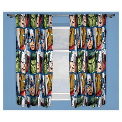 Buy Marvel Avengers Curtains 72