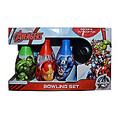 Avengers 'Heroes' 7 Piece Bowling Set Plastic Toys