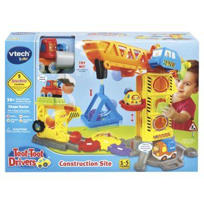 Vtech Toot-Toot Crane