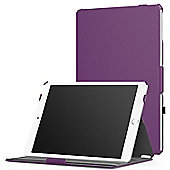 Navitech Purple Multi Stand Case / Cover for the Apple iPad Pro 2 12.9 inch