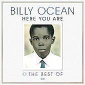 Billy Ocean Here You Are: Best Of Billy Ocean (2CD)