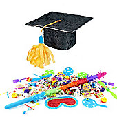 Graduation Hat Pinata Kit