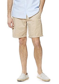 F&F Chino Shorts - Stone