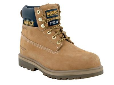 DeWALT Explorer Safety Boots Yellow(Honey) 6 UK