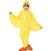 Duck Children's Costume - Yellow