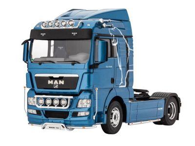MAN TGX XLX 1:24 Scale Truck - Hobbies and Models
