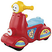 Fisher-Price Laugh & Learn Smart Stages Scooter