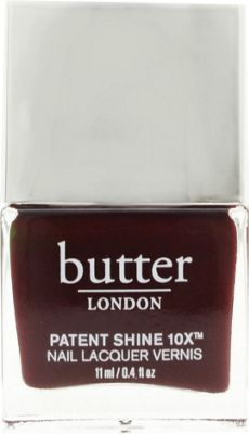 Butter London Patent Shine 10X Nail Lacquer 11ml - Afters
