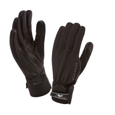 Sealskinz Mens All Season Glove Black M