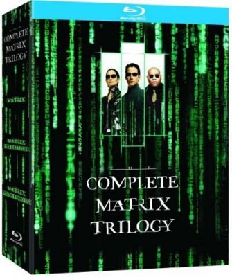 The Matrix, Matrix Reloaded & Matrix Revolutions (Blu-ray Boxset)