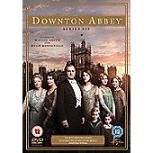 Downton Abbey Season 6 DVD