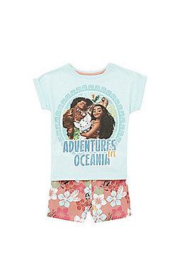 Disney Moana Pyjamas - Blue