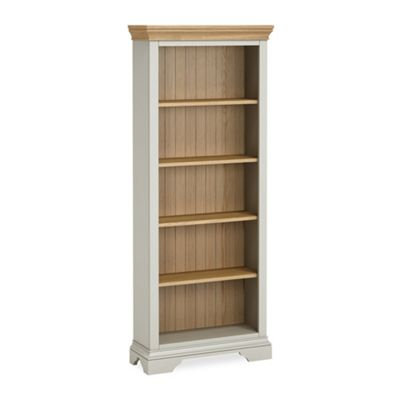 Normandy Painted Large Bookcase - Bookcase