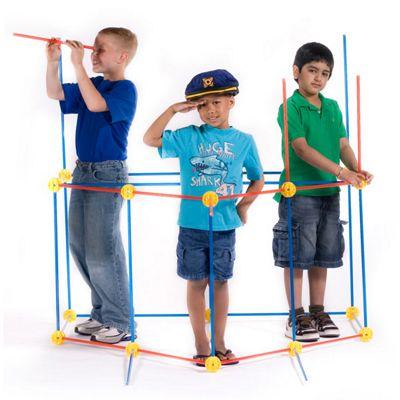 EZ Fort Construction Toy