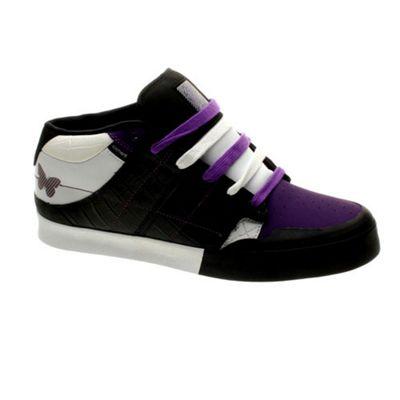 Element Darrell SM Black/White/Stealth Shoe