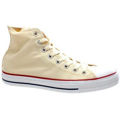 Converse All Star Hi Natural White Shoe M9162