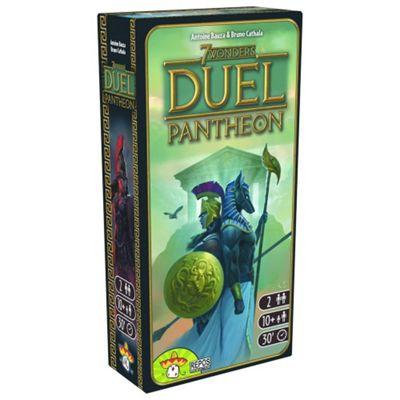7 Wonders: Duel Pantheon Expansion Card Game