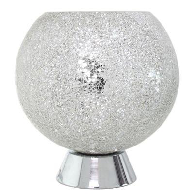 Mosaic Ball Light - Silver