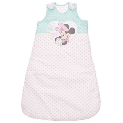 OBaby Minnie Mouse 2.5 Tog Sleeping Bag (6-18 Months)