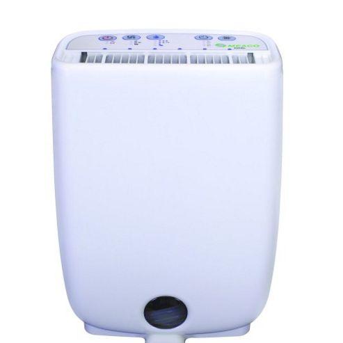 Meaco Junior 8L Dehumidifier, DD8L, White