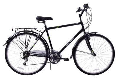 Ammaco Mayfair 700c Wheel Mens Hybrid Bike 21