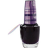 OPI Sheer Tints Top Coat 15ml - Don't Violet Me Down NTS03