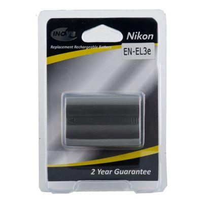 Energizer Lithium Ion Digital Camera Battery (Nikon En-El3e)