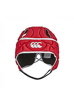 Canterbury Club Plus Kids Headguard - True Red - Red