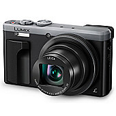 Panasonic DMC-TZ80 Digital Camera Silver