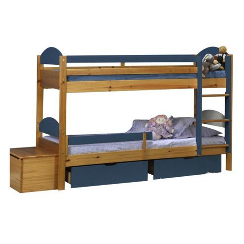 Verona Maximus Bunk Bed - Blue