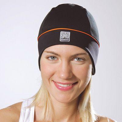 SP480VOLO - Santini 365 Fleece Hat Black