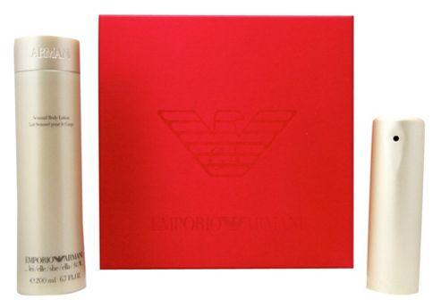 Buy Emporio Armani She 50ml Eau De Parfum Spray Gift Set from our ... eefb1152a305