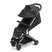 Mee-Go Trio Stroller plus Carry Bag - Jet (Black)