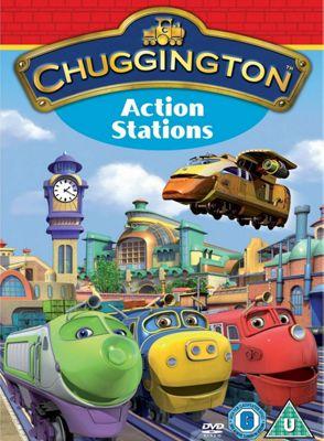 Chuggington Action Stations