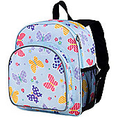 Toddler Backpack- Butterfly Garden