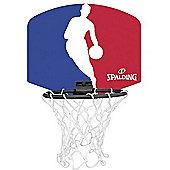 Spalding NBA Micro Mini Basketball Ring - Net & Ball Set